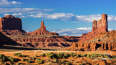 Photograph - Southwest Buttes 2 by Anthony Michael Bonafede