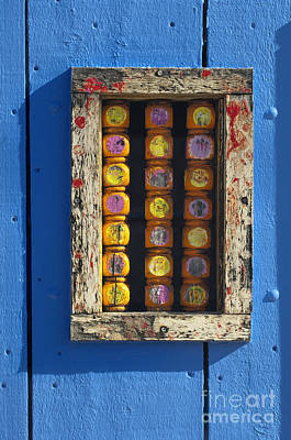 Photograph - Southwest Door Detail by Sandra Bronstein