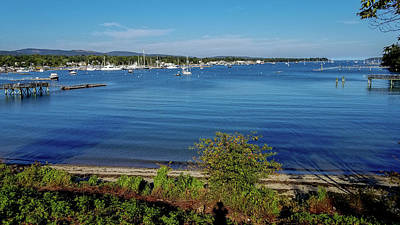 Photograph - Southwest Harbor, Maine by Marilyn Burton