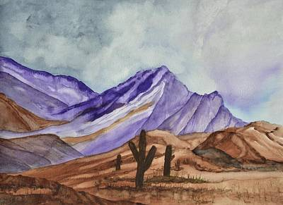 Southwest Landscape IIi Original
