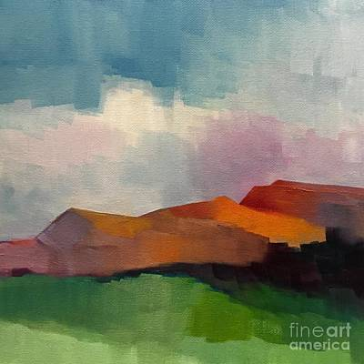 Painting - Southwest Light by Michelle Abrams