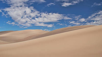 Southwest Sands Of Colorado Art Print