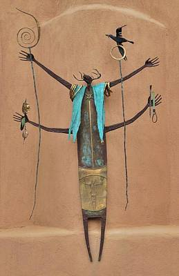 Photograph - Southwest Shaman by Lisa Dunn