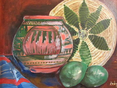 Painting - Southwest Still Life by Dody Rogers