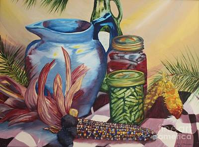 Painting - Southwest Still Life by Terri Thompson
