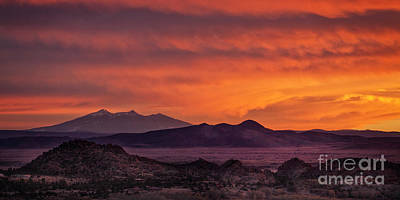 Photograph - Southwest Sunrise by Scott Kemper