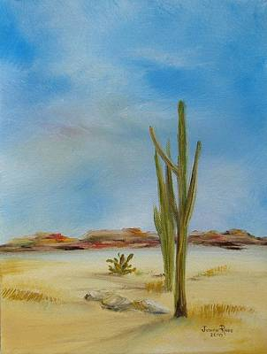 Painting - Southwestern 7 by Judith Rhue
