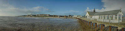 Photograph - Southwold by Leah Palmer