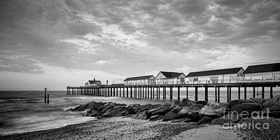 Photograph - Southwold Pier by Colin and Linda McKie