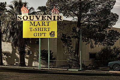 Photograph - Souvenir Food Mart by Sharon Popek