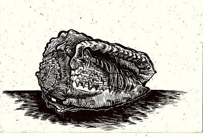 Souvenir From A Fun Day  Art Print by Al Goldfarb