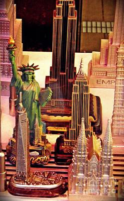 Photograph - Souvenirs New York City                         by Sarah Loft