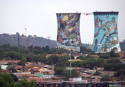 Photograph - Soweto 1 by Steven Richman