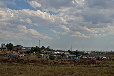 Photograph - Soweto 4 by Steven Richman