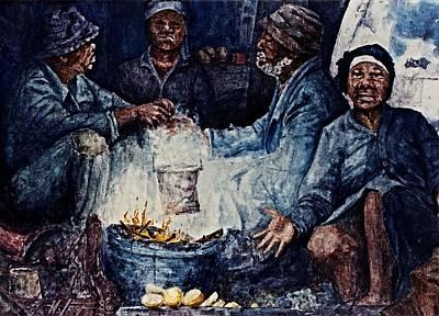 Soweto Art Print
