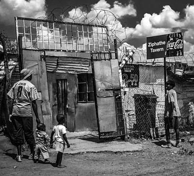 Photograph - Soweto Tavern by Gregory Daley  PPSA