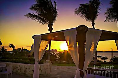 Photograph - Spa And Beach Resort In Cancun by Tatiana Travelways