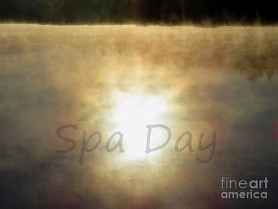 Photograph - Spa Day by France Laliberte