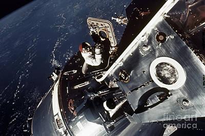 Photograph - Space: Apollo 9 by Granger