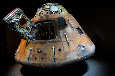 Photograph - Space Capsule by Allan Morrison