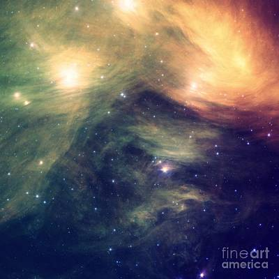 Space Dreams Art Print by Johari Smith