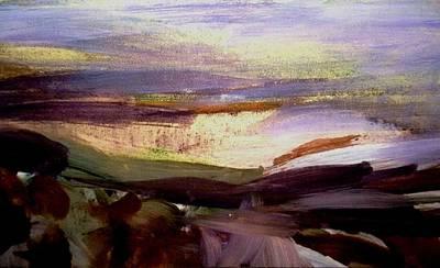 Inner World Painting - Space Fantasies by Madina Kanunova