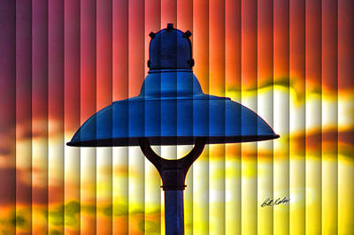 Photograph - Spaceship Or Light Fixture by Bill Kesler