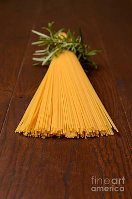 Spaghetti Art Print by Andreas Berheide