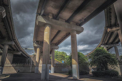 Spaghetti Photograph - Spaghetti Junction by Chris Fletcher