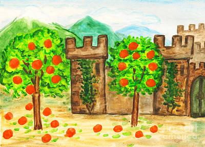 Painting - Spain by Irina Afonskaya