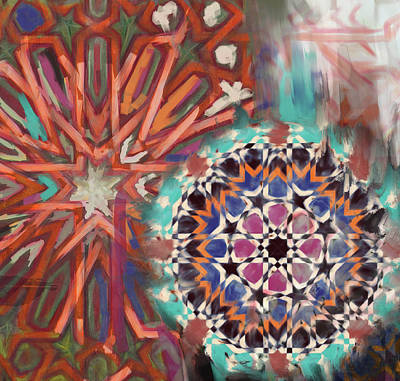 Painting - Spanish 167 3 by Mawra Tahreem