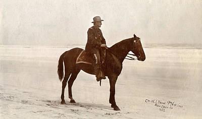 Photograph - Spanish American War Officer Bryan by Marilyn Hunt