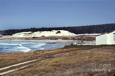 Photograph - Spanish Bay Beach And Monterey Peninsula Country Club Beach Hous by California Views Mr Pat Hathaway Archives