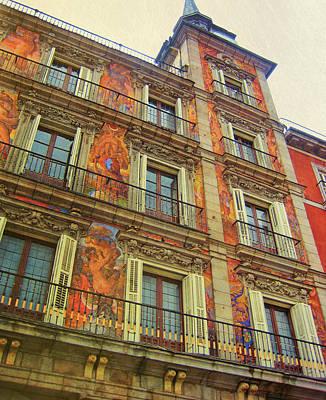 Photograph - Spanish Deco by JAMART Photography