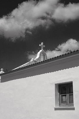 Photograph - Spanish House by Douglas Pike