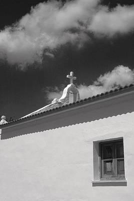 Spanish House Art Print by Douglas Pike