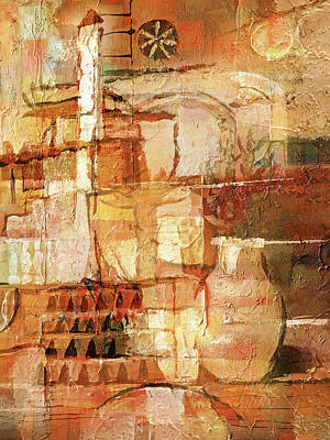 Painting - Spanish Inspiration by Lutz Baar