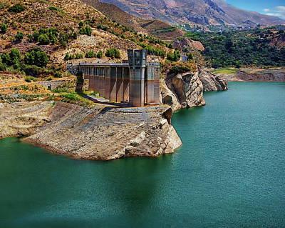 Photograph - Spanish Reservoir by Anthony Dezenzio