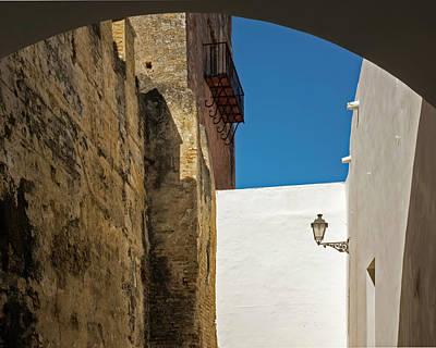 Photograph - Spanish Street by Makk Black