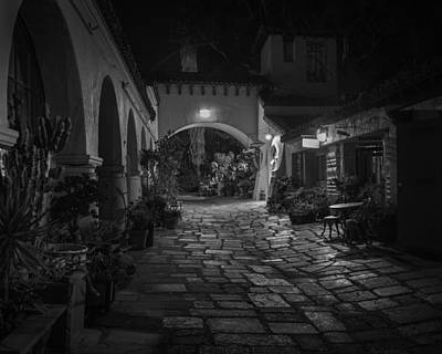 Photograph - Spanish Village by Dusty Wynne