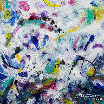Painting - Spare Moments by Kume Bryant