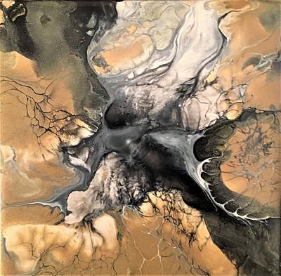 Painting - Spark by Soraya Silvestri