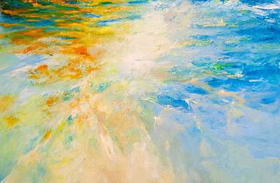 Painting - Sparkle And Flow by Dina Dargo