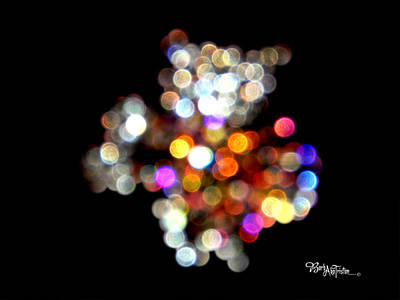 Photograph - Sparkles #8885_3 by Barbara Tristan