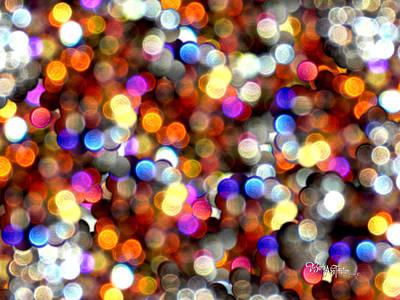 Photograph - Sparkles #8885_4 by Barbara Tristan
