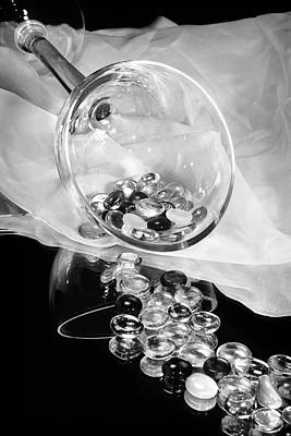 Goblet Photograph - Sparkling Gems by Camille Lopez