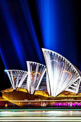 Aussie Photograph - Sparkling Blades by Az Jackson