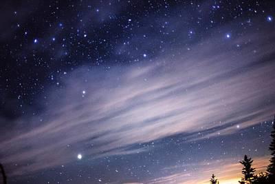 Sparkling Sky  Art Print