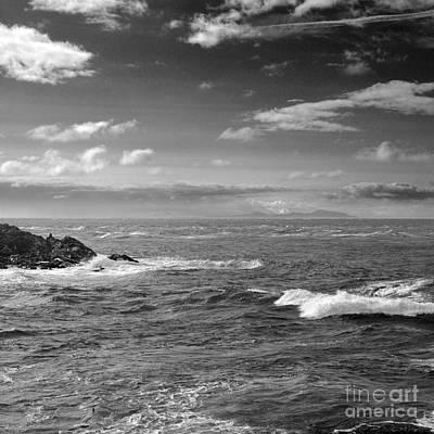 Photograph - Sparkling Sound by Paul Davenport