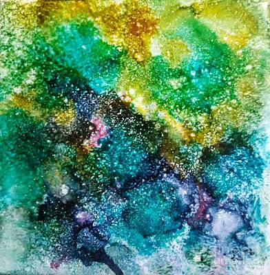 Painting - Sparkling Water by Terri Mills